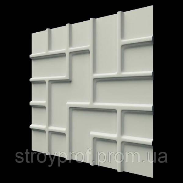 3D панели «Тетрис»