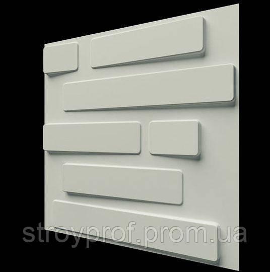 3D панели «Кладка»