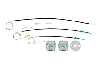 Ремкомплект механизма стеклоподъемника передней правой двери Peugeot 607