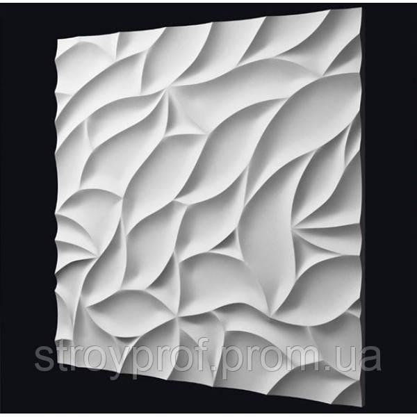 3D панели «Листва»