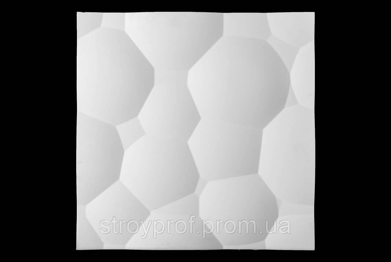 3D панели «Пузыри»