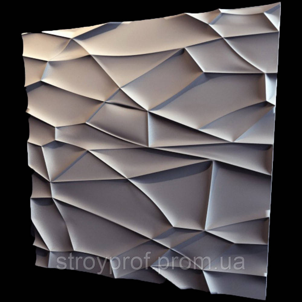3D панели «Рок»