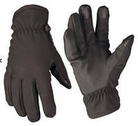 Перчатки OD SOFTSHELL GLOVES THINSULATE™ черные