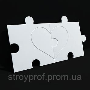 3D панели «Сердце», фото 2