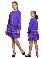 """Костюм для девочки трикотажный М-1100-1102 тм """"Попелюшка"""", фото 1"""