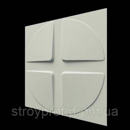 3D панели «Скаты-круг-2», фото 2