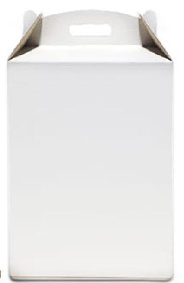 Коробка для торта 300х300х400