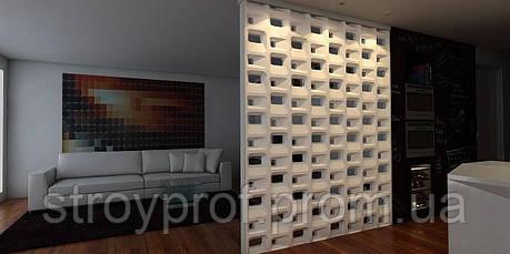 3D перегородки «Куб», фото 2