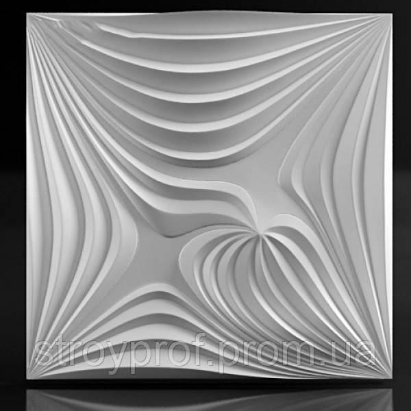 3D панели «Magnet» Бетон