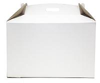 Коробка для торта 450х450х210