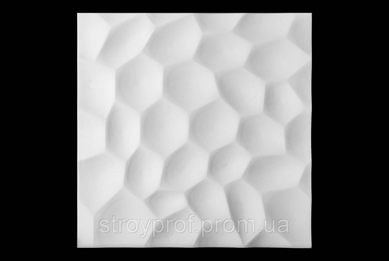 3D панели «Slope» Бетон