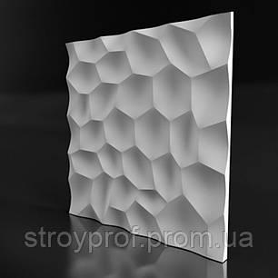 3D панели «Slope» Бетон, фото 2