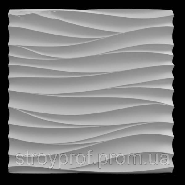 3D панели «Аламак» Бетон