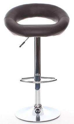 Барный стул Focus коричневый, фото 2