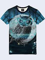 Футболка Owl I see you