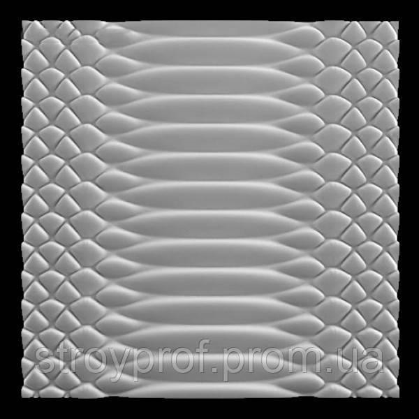 3D панели «Кафт» Бетон
