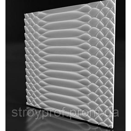3D панели «Кафт» Бетон, фото 2