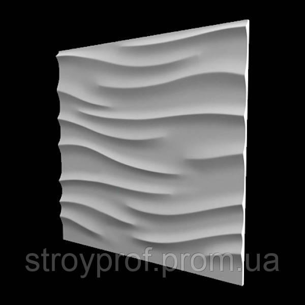 3D панели «Кеид» Бетон