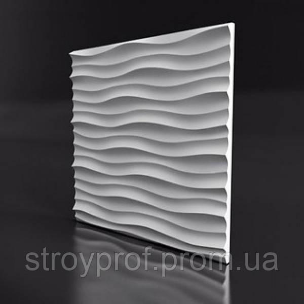 3D панели «Аркус» Бетон