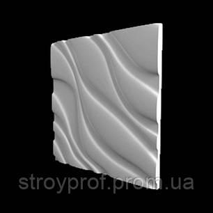 3D панели «Диагональ» Бетон, фото 2