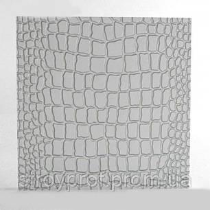 3D панели «Змея» Бетон, фото 2