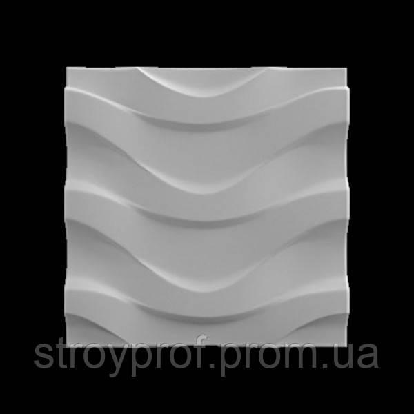3D панели «Скат» Бетон