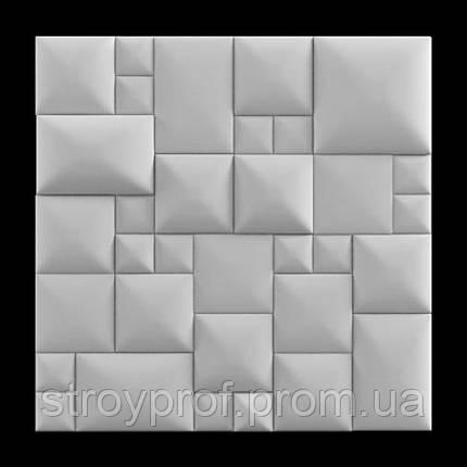 3D панели «Сарин» Бетон, фото 2