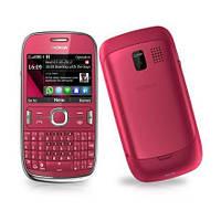 Оригинальный телефон Nokia Asha 302 Red