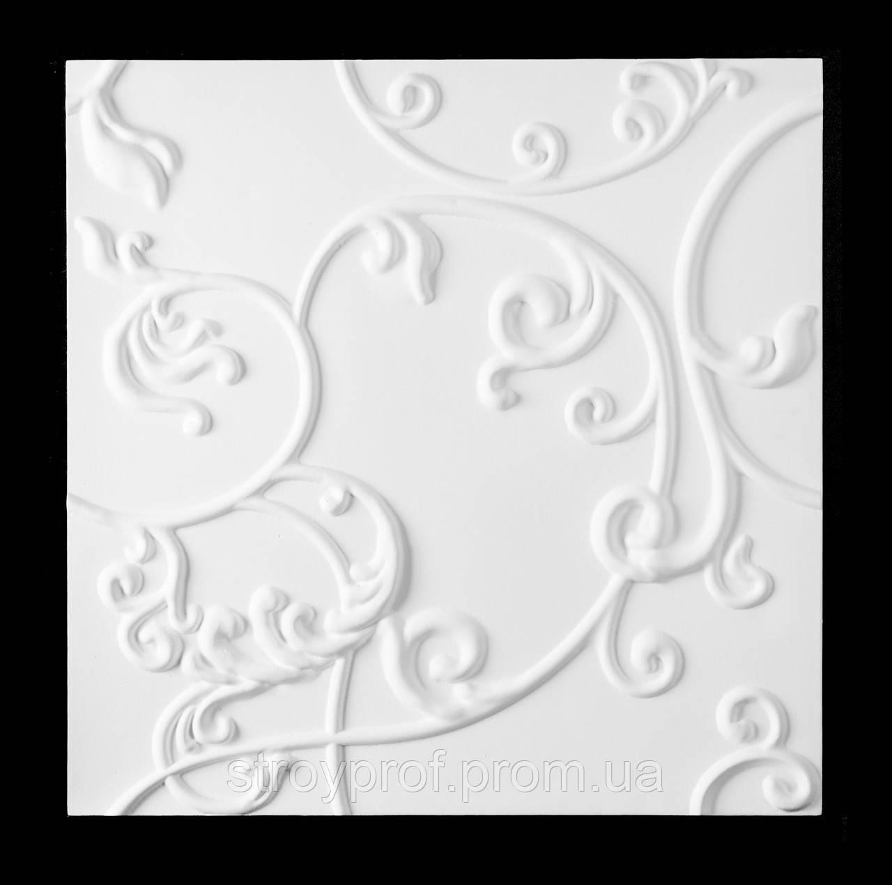3D панели «Garden» Бетон