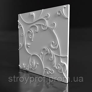 3D панели «Garden» Бетон, фото 2