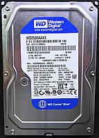 Жесткий диск Western Digital Blue 250GB 7200rpm  WD2500AAKX 3.5 SATA III