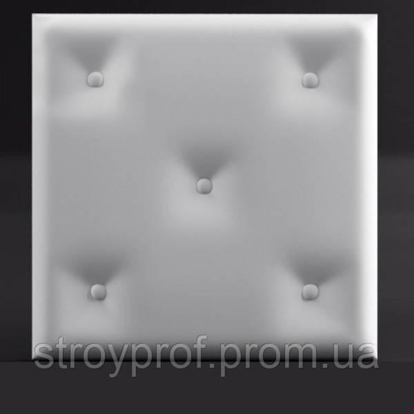 3D панели «Pillow» Бетон