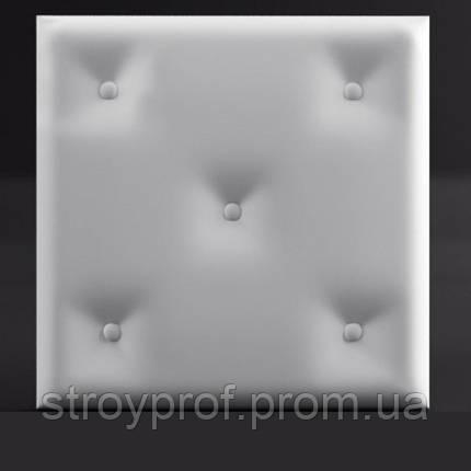 3D панели «Pillow» Бетон, фото 2