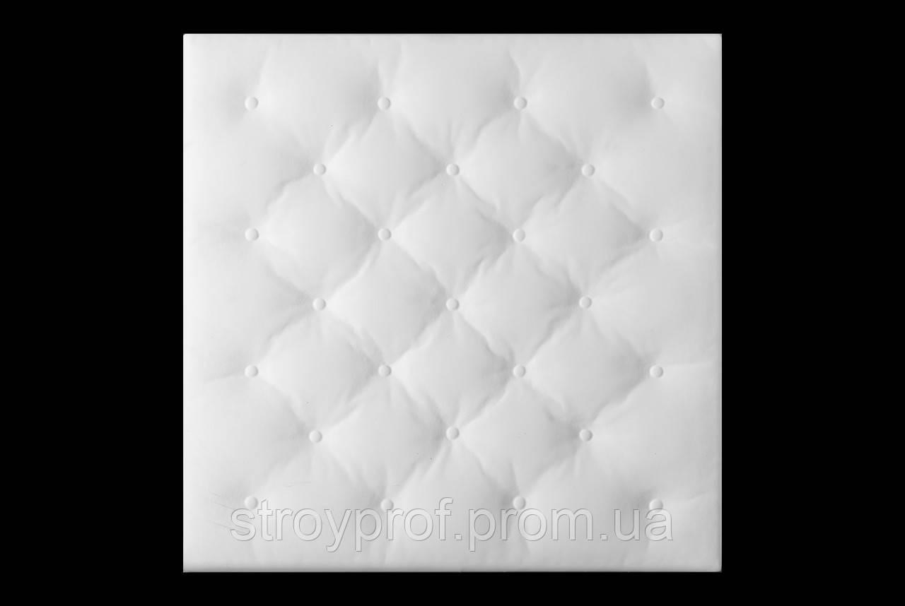 3D панели «Pillow-2» Бетон