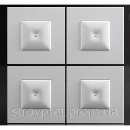 3D панели «Pillow-3» Бетон, фото 2