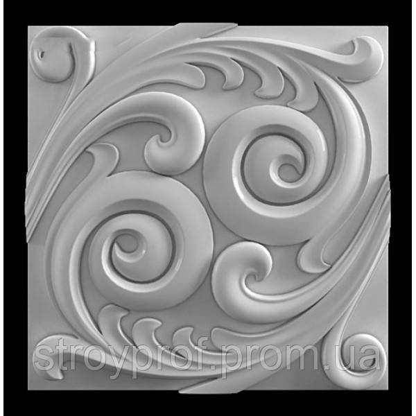 3D панели «Sea» Бетон