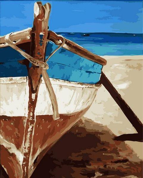 Картины по номерам на холсте 40×50 см. Перемены в жизни Художник Агата Лоуринчик