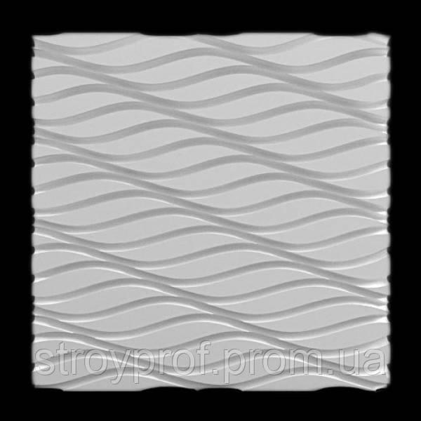3D панели «Рант» Бетон