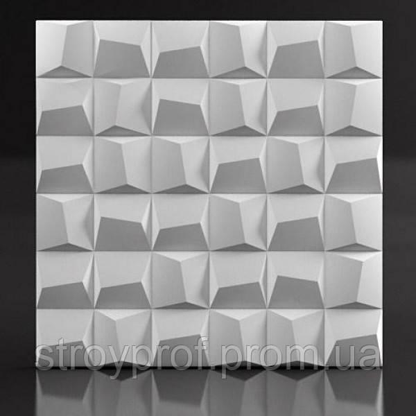 3D панели «Cliff» Бетон