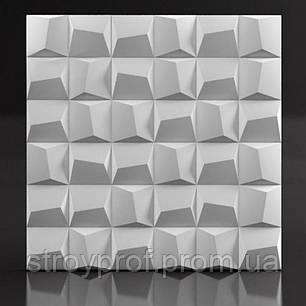 3D панели «Cliff» Бетон, фото 2