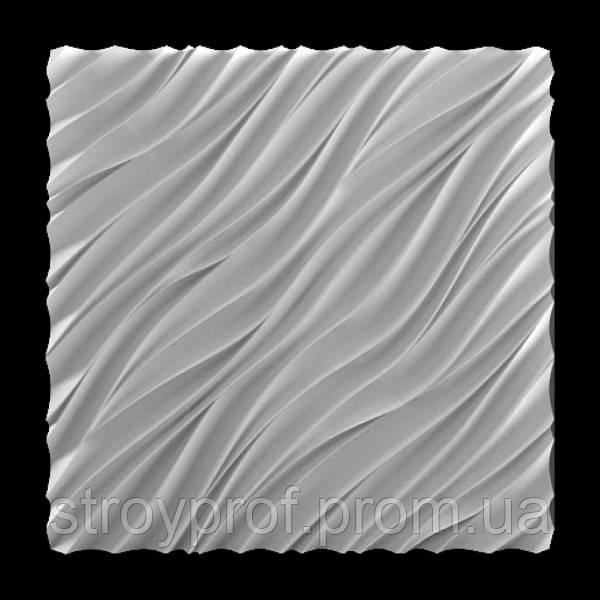 3D панели «Хаки» Бетон