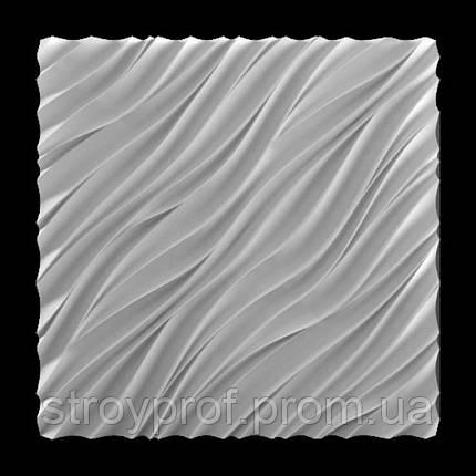 3D панели «Хаки» Бетон, фото 2