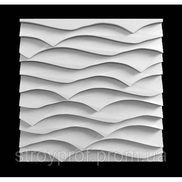3D панели «Хедус» Бетон