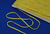 Сутаж арт. 946/3мм цв.015 лимонный, цена за упаковку 33 метра.