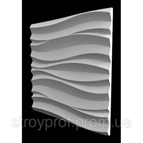 3D панели «Stilte» Бетон