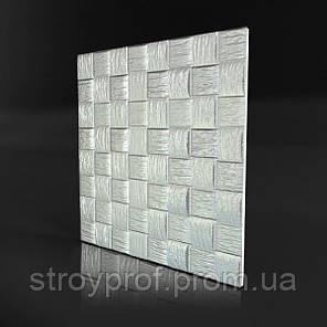 3D панели «Basket» Бетон, фото 2