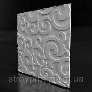 3D панели «Leaf» Бетон, фото 2