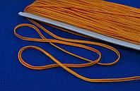 Сутаж арт. 946/3мм цв.024 оранжевый, цена за упаковку 33 метра.
