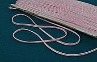 Сутаж арт. 946/3мм цв.043 светло-розовый, цена за упаковку 33 метра.