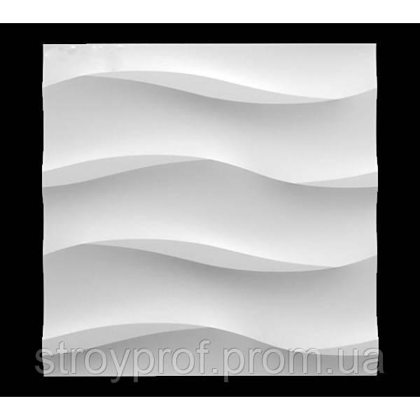 3D панели «Plain» Бетон